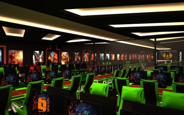 Toàn  Trung là đơn vị cung cấp và lắp đặt bảng điện tử led hàng đầu cho quán game