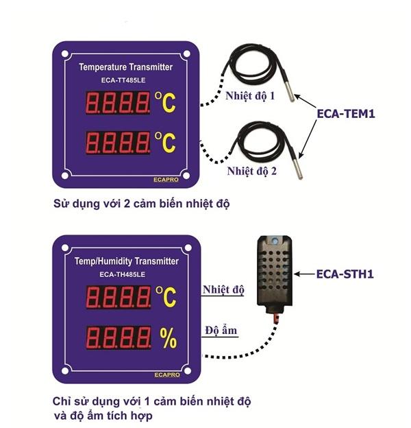 Toàn Trung chuyên cung cấp bảng điện tử hiển thị nhiệt độ chất lượng và giá tốt