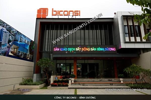 Toàn Trung chuyên cung cấp bảng điện tử đạt chuẩn ISO 9001-2015