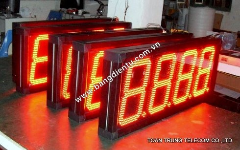Đồng hồ led OUTDOOR