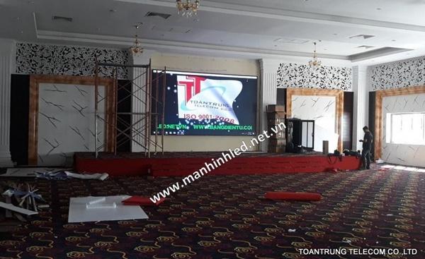 Toàn Trung đã cung cấp và lắp đặt màn hình led cho sảnh hội nghị tại KDL Đại Nam – Bình Dương