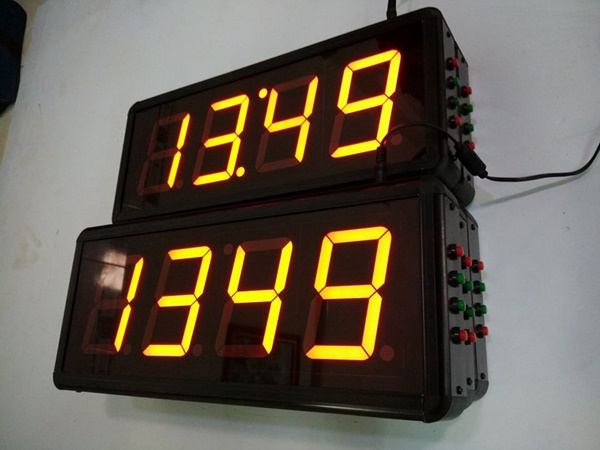 Cần kiểm tra chất lượng của đồng hồ điện tử led treo tường 4 số trước khi lựa chọn mua