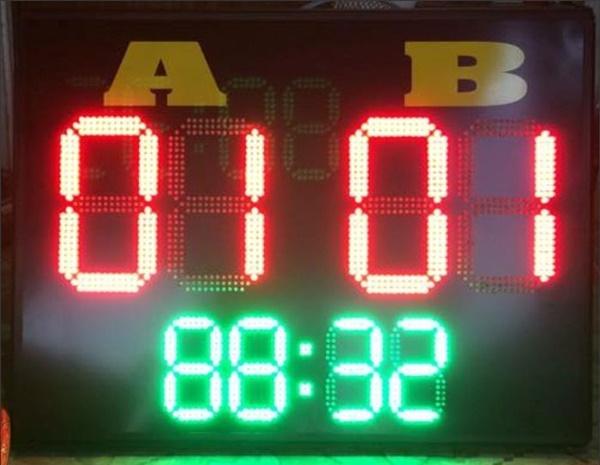 Bảng điện tử bóng đá công ty Toàn Trung đều đạt tiêu chuẩn quốc tế