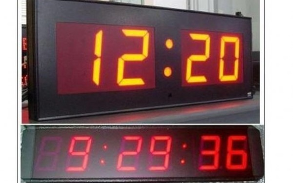 Toàn Trung chuyên lắp đặt đồng hồ điện tử led cho các tòa nhà văn phòng, khu công nghiệp, nhà máy hay phân xưởng