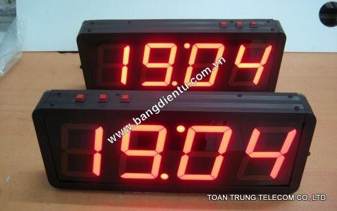 Linh kiện bảng điện tử đồng hồ đều được nhập khẩu trực tiếp từ nhà sản xuất nổi tiếng