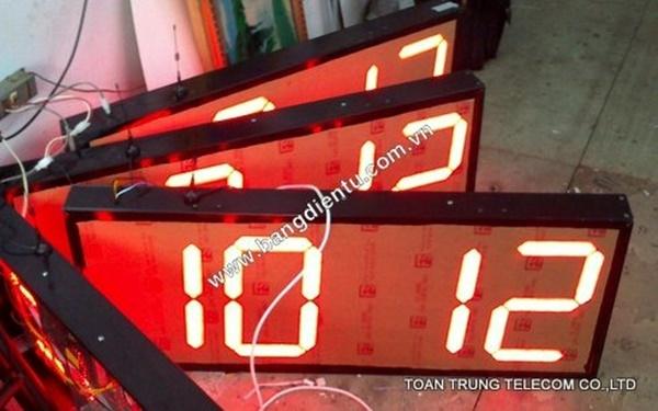 Toàn Trung cung cấp các loại đồng hồ led chất lượng hàng đầu.