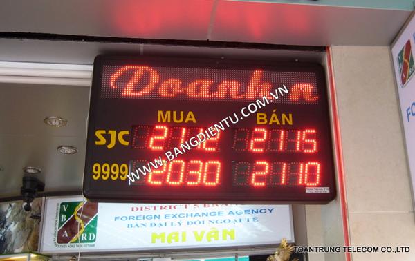 Toàn Trung chuyên cung cấp và lắp đặt đa dạng các loại bảng điện tử quảng cáo hộp đèn