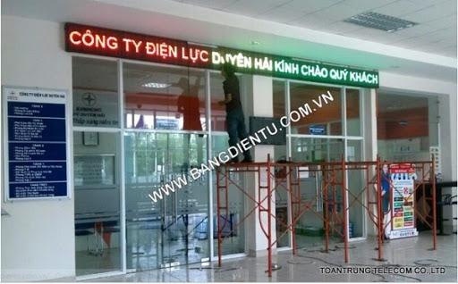 Toàn Trung một trong những nhà cung cấp bảng điện tử ma trận hàng đầu tại TP.HCM.