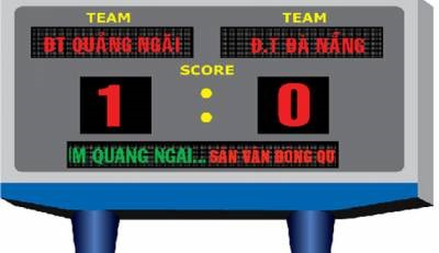 Đơn vị nào cung cấp bảng điện tử sân bóng chất lượng?