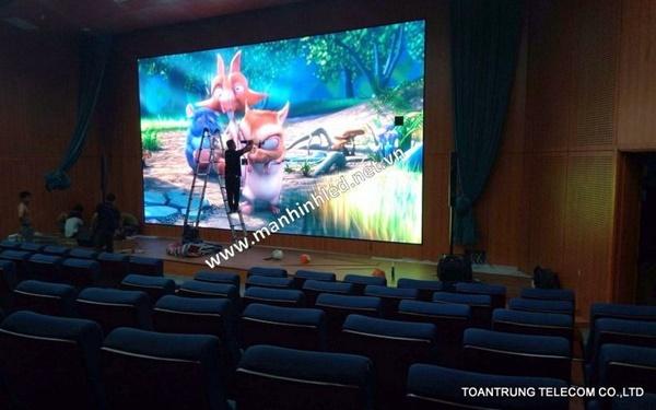Toàn Trung chuyên cung cấp màn hình led sân khấu với kích thước tùy biến đáp ứng mọi nhu cầu