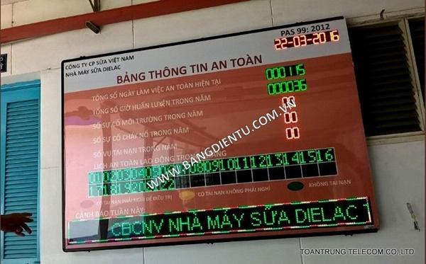 Toàn Trung là nhà cung cấp bảng điện tử và bảo trì, sửa chữa bảng điện tử uy tín hơn 10 năm kinh nghiệm.