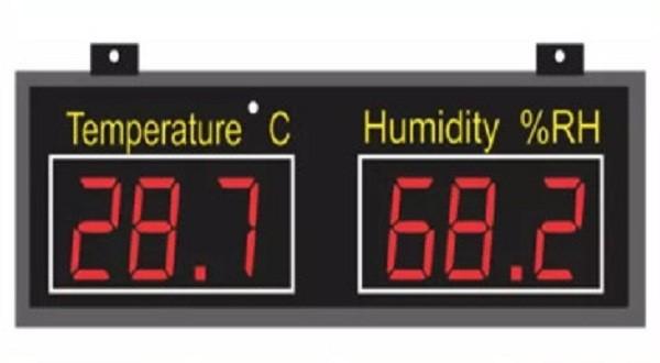 Toàn Trung đã cung cấp bảng điện tử hiển thị nhiệt độ cho hàng ngàn đơn vị, doanh nghiệp