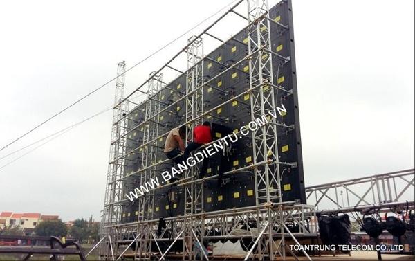 Toàn Trung là đơn vị cung cấp màn hình led outdoor chất lượng cho hàng trăm đơn vị trên toàn quốc