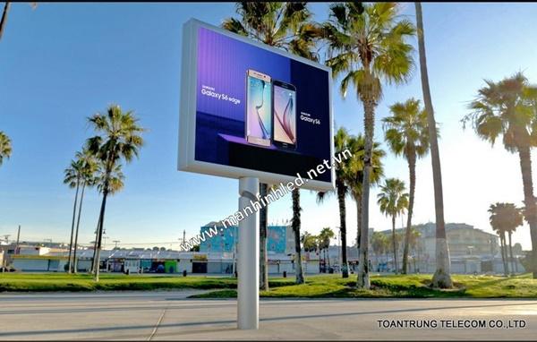 Toàn Trung thi công lắp đặt màn hình led quảng trường uy tín, chuyên nghiệp tại TP HCM