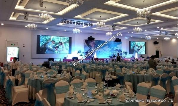 Toàn Trung xứng đáng là đơn vị cung cấp và thi công màn hình led nhà hàng tiệc cưới được lựa chọn nhiều nhất